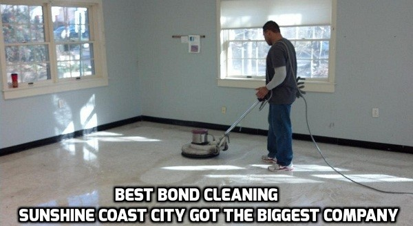 Bond Cleaning Services Sunshine Coast