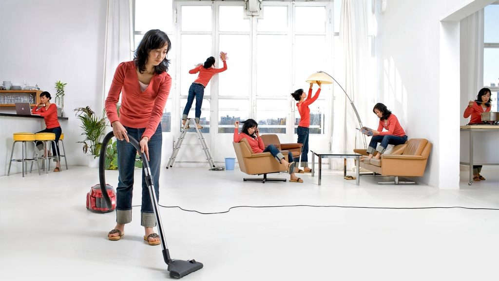 domestic cleaning Sunshine Coast.