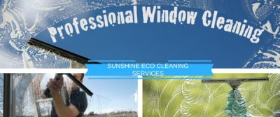 window cleaning services sunshine coast