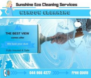 Window Cleaners Sunshine Coast