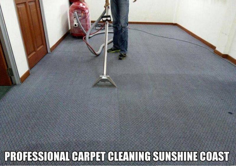 Sunshine Coasts' Carpet Cleaners