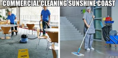 Commercial Cleaners Sunshine Coast