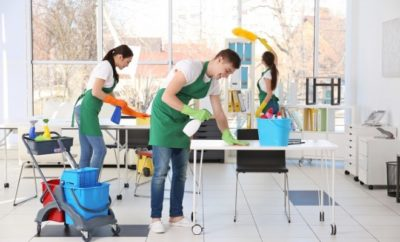 Commercial Cleaning Sydney
