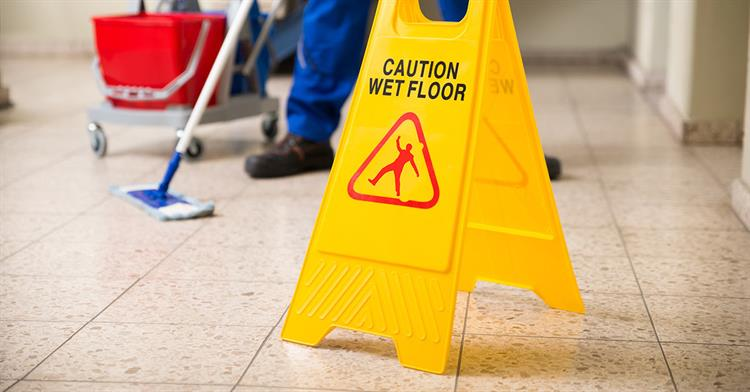 How Commercial Cleaning can Prevent Accidents in the Work Place