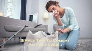 Simple Tips To Combat Allergy Issues
