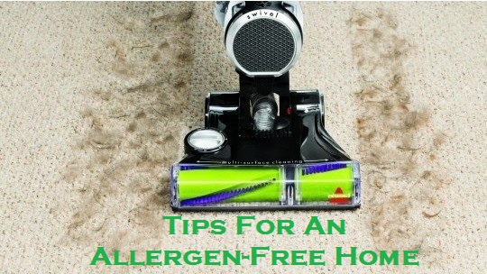 Tips For An Allergen-Free Home