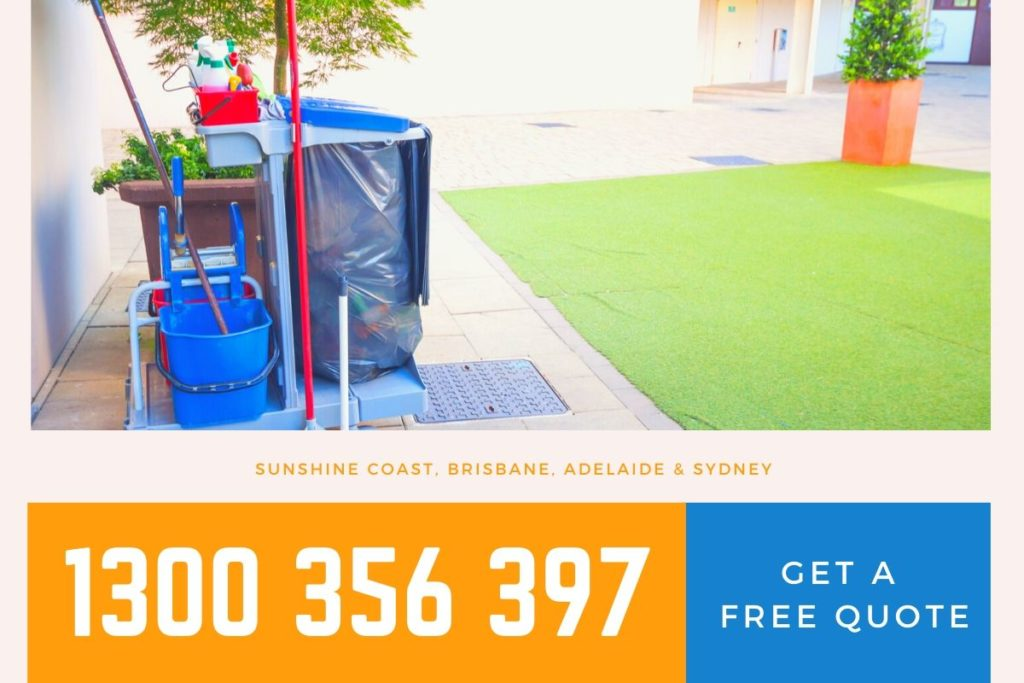 Get a Free Commercial Cleaning Quote
