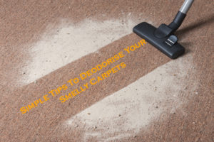 Simple Tips To Deodorise Your Smelly Carpets